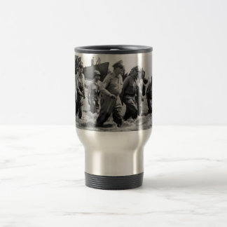General Douglas MacArthur Returns 15 Oz Stainless Steel Travel Mug