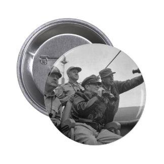 General Douglas MacArthur Shelling of Inchon Pins