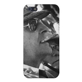 General Douglas MacArthur with Corncob Pipe Case For iPhone SE/5/5s