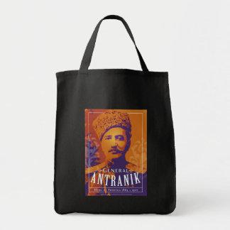 General Dro Antranik Canvas Bags