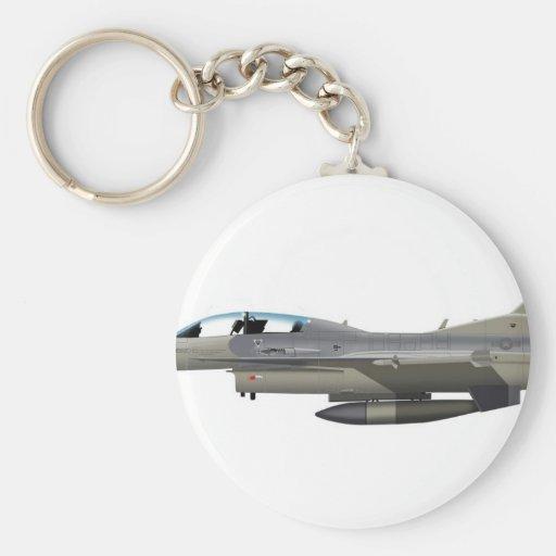 General Dynamics F-16C Fighting Falcon AZ ANG Key Chain