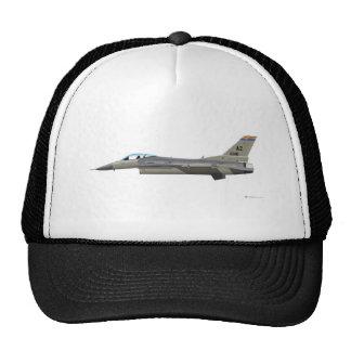 General Dynamics F-16D Fighting Falcon AzANG Trucker Hat