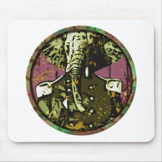 General Elephant Mousepad