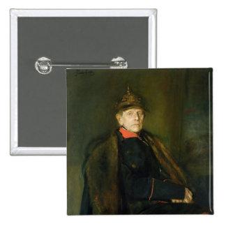 General Fieldmarshal Helmuth Graf von Moltke Pinback Button
