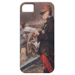 General francés José Gallieni de Fernando Roybet iPhone 5 Case-Mate Carcasas