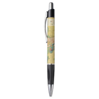 General Geological Map of Colorado Pen