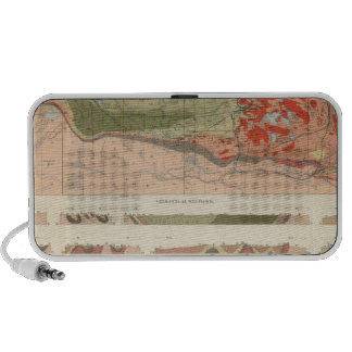 General Geological Map of the Marquette District Laptop Speakers