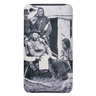 General George A. Custer (1839-76) with his Indian Barely There iPod Cover