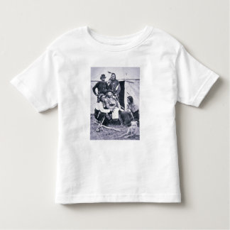 General George A. Custer (1839-76) with his Indian Toddler T-shirt