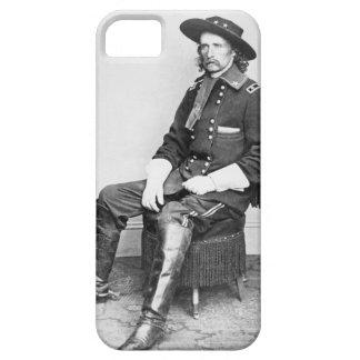 General George A. Custer (b/w photo) iPhone SE/5/5s Case
