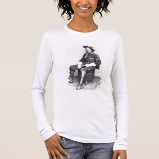 General George A. Custer (b/w photo) Long Sleeve T-Shirt