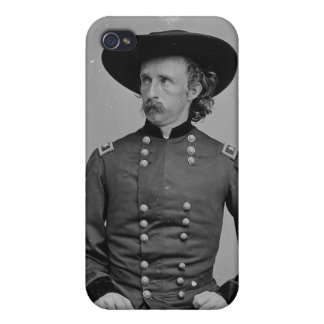 General George Armstrong Custer by Mathew Brady iPhone 4/4S Case