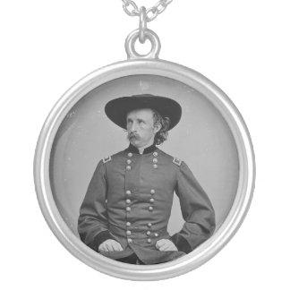 General George Armstrong Custer de Mathew Brady Colgante Redondo