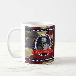 General George Crook Historical Coffee Mug