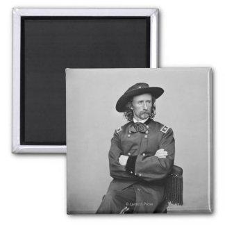 General George Custer 1 Magnet