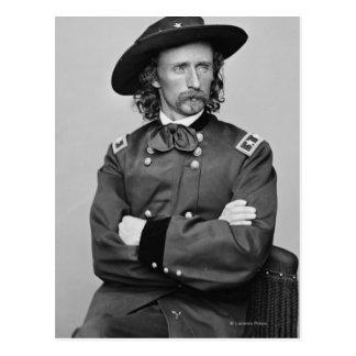 General George Custer 1 Postal