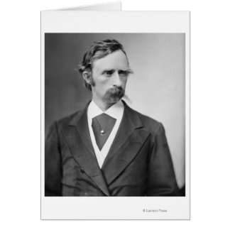 General George Custer Card