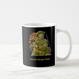 General George Custer ghost Coffee Mug