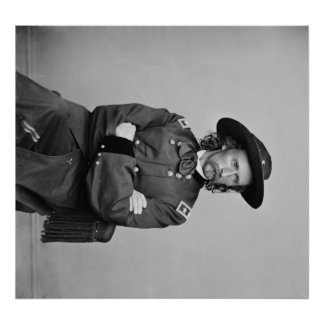 General George Custer Photograph 1 Posters