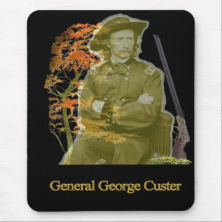 General George CusterGhost Mousepads