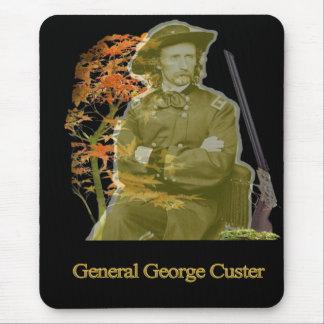 General George CusterGhost Tapetes De Ratón