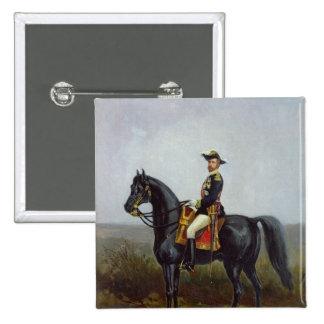 General George Ernest Boulanger Pinback Buttons