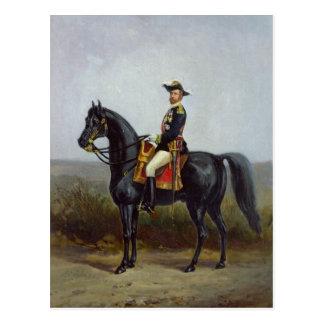 General George Ernest Boulanger Postcard