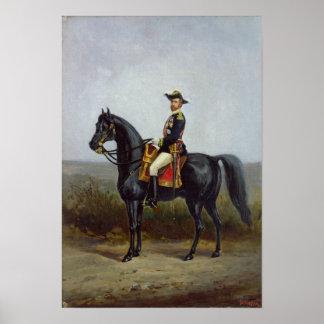 General George Ernest Boulanger Poster
