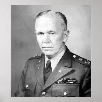 General George Marshall Print