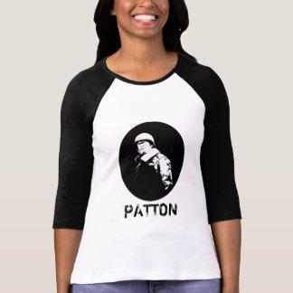 General George Patton Tee Shirts