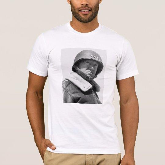 General George Patton -- WW2 T-Shirt