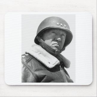 General George Patton -- WW2 Tapete De Ratones