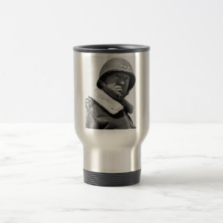 General George Patton -- WW2 Tazas De Café