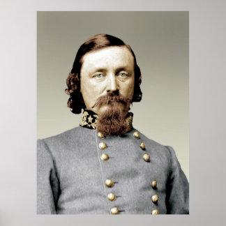 General George Pickett Print