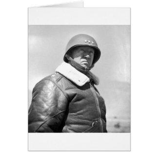 General George S. Patton Felicitaciones