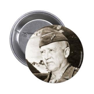 General George Smith Patton Button