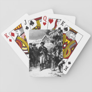 General George Washington and Committee_War Image Playing Cards