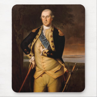 General George Washington Mouse Pad