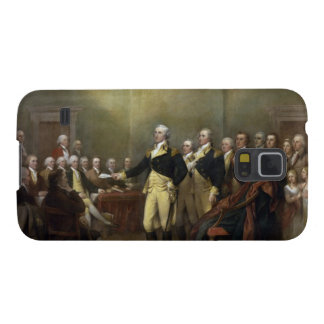 General George Washington Resigning His Commission Case For Galaxy S5