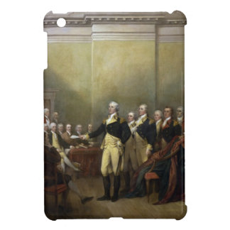 General George Washington Resigning His Commission Cover For The iPad Mini