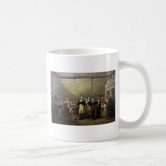 General George Washington Resigning His Commission Coffee Mug