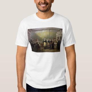General George Washington Resigning His Commission T-Shirt