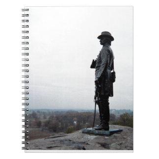 General Gouverneur Warren Memorial Libros De Apuntes