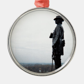 General Gouverneur Warren Memorial Metal Ornament