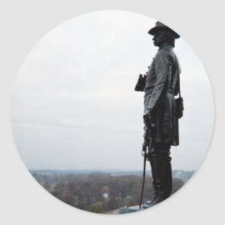 General Gouverneur Warren Memorial Sticker