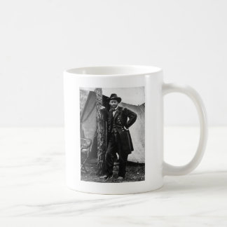 General Grant Classic White Coffee Mug