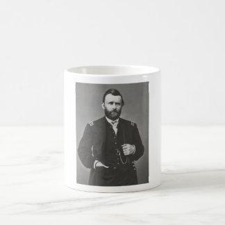 General Grant durante la guerra civil Taza De Café