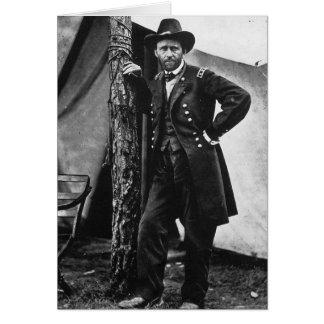 General Grant Greeting Card
