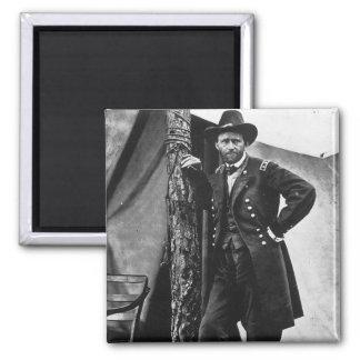 General Grant Imán Cuadrado