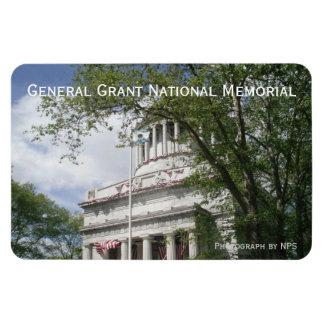 General Grant National Memorial Rectangular Photo Magnet